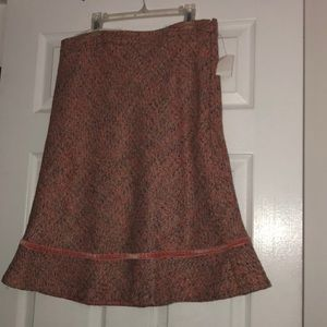 Tweed skirt perfect for work